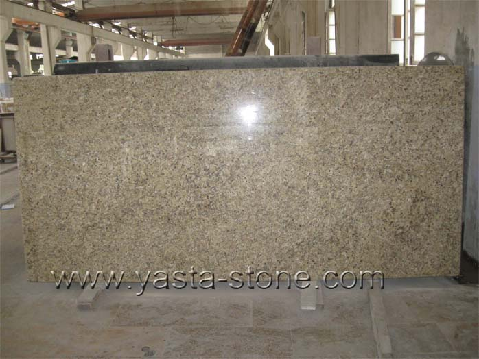 Venetian Goldbrazil Granitecountertopsvanity Topstable Tops