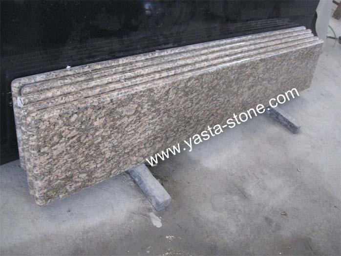 Giallo Fiorito Countertops Bar Tops Tiles From China Yasta