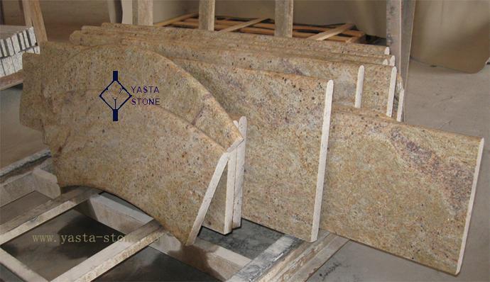 Prefabricated granite countertops bar tops vanity tops for Premade granite bathroom vanity tops