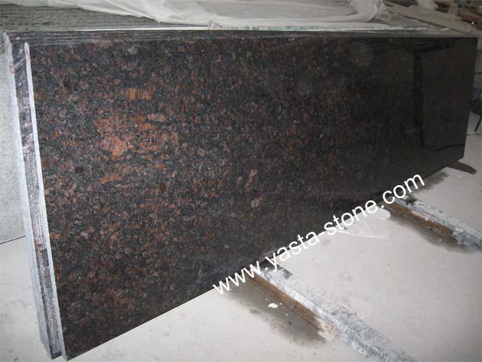 India Granite Tan Brown Countertops From China Yasta Stone