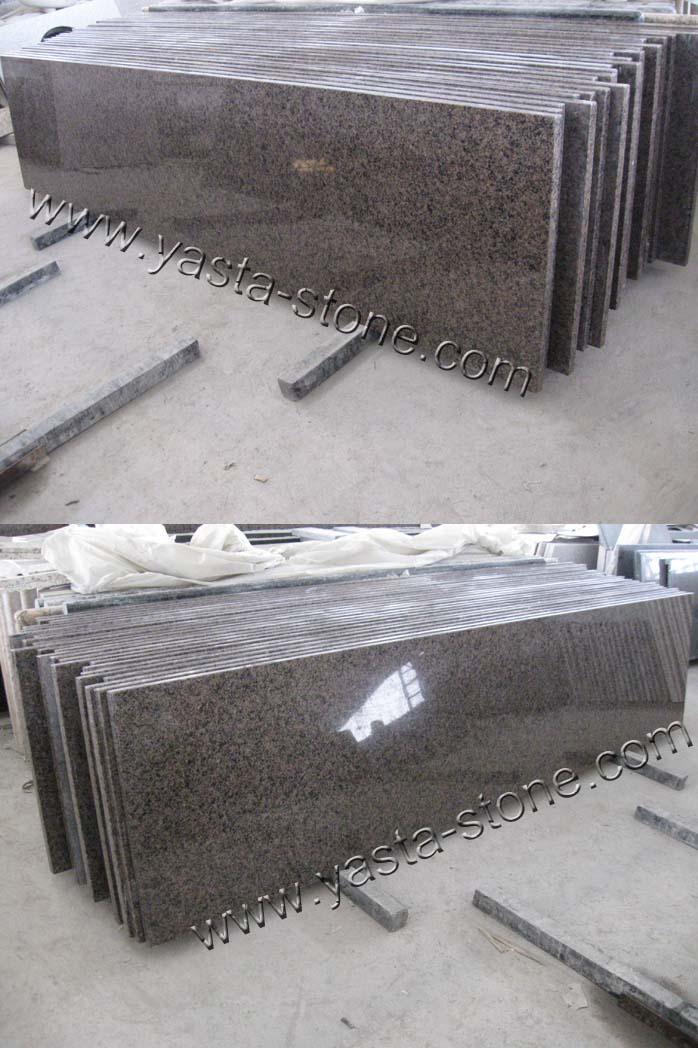 Tropic Brown Countertops Vanity Tops From China Yasta Stone