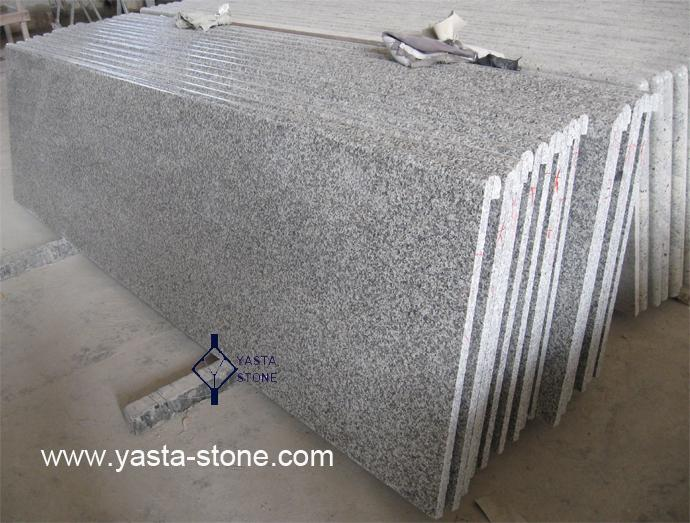 Zhang Grey Granite Countertops