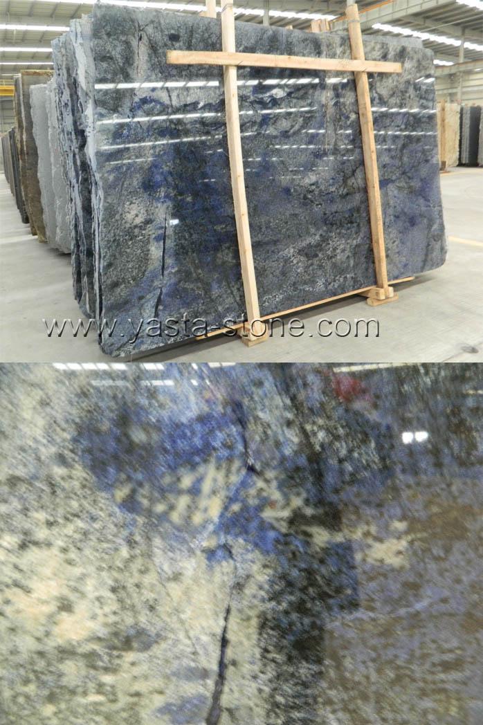 Blue Jade Granite Small Slab,Professional Granite Slabs Supplier