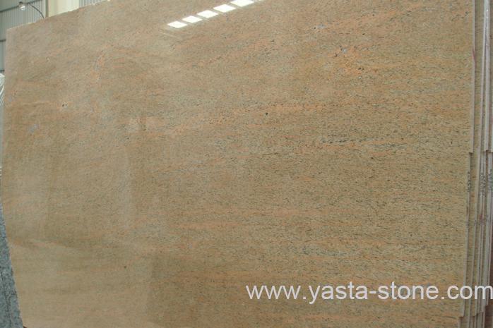 Raw Granite Stone : Granite slabs raw silk