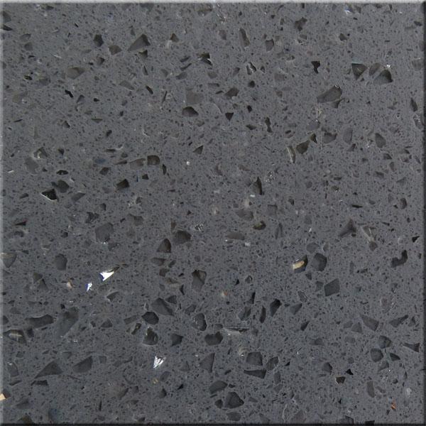 Dark Grey Quartz Stone Artifical Quartz Engineered Quartz