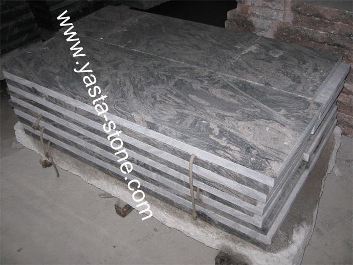 Granite Stairs China Juparana Granite Stair Steps