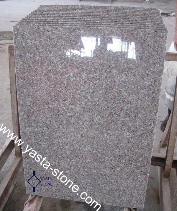 Granite Tiles G635 Polished Granite Tiles Anxi Red Granite Tiles