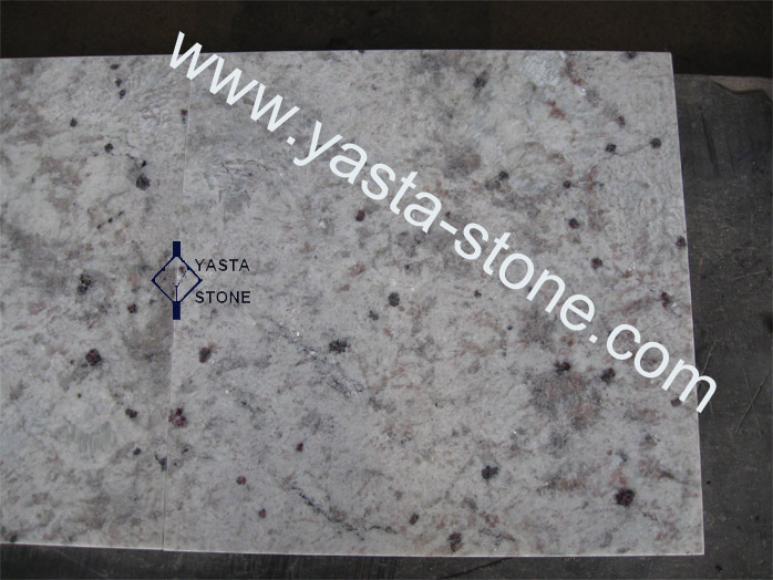 Snow White Granite Floor Tilesslabscut To Sizewall Cladding